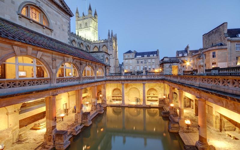 Bath - Roma Hamamı