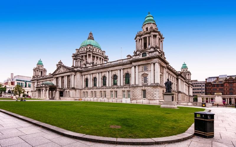 Belfast - Belediye Binası