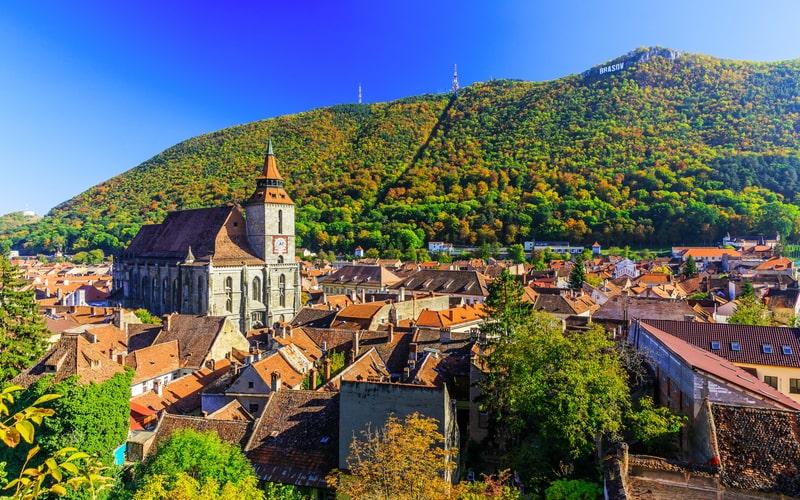 Brasov - Romanya da Gezilecek Yerler Blog