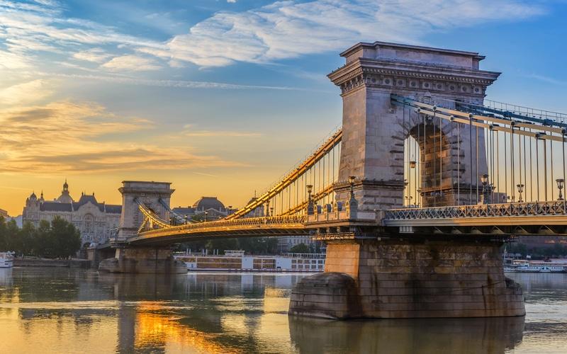 Budapeşte - Orta Avrupa'da Gezilecek Şehirler