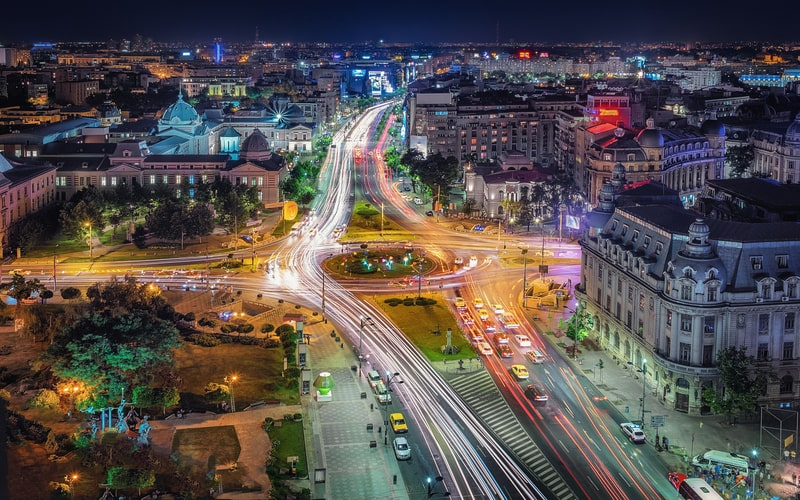 Bükreş Romanya Başkenti