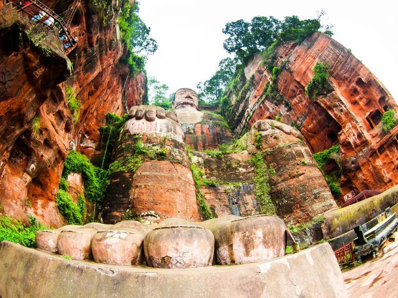 Büyük Leshan Budası