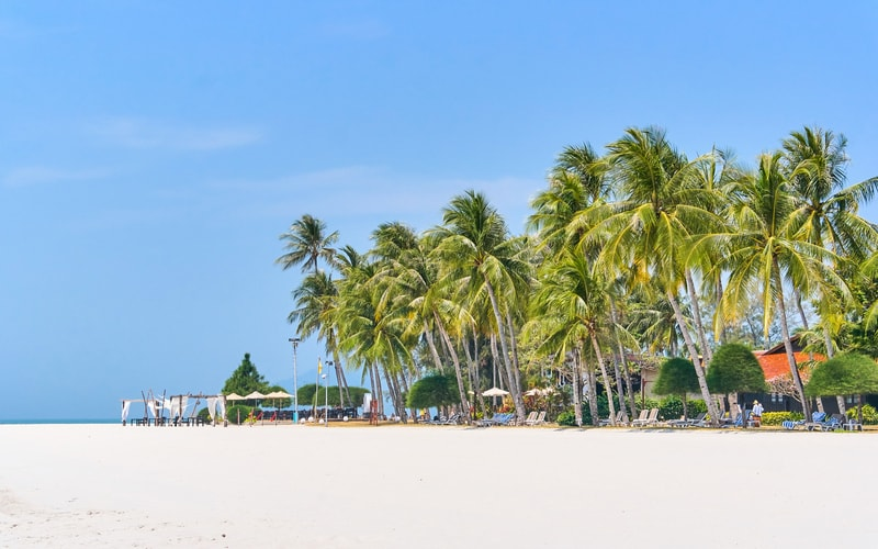 Langkawi Cenang Plajı