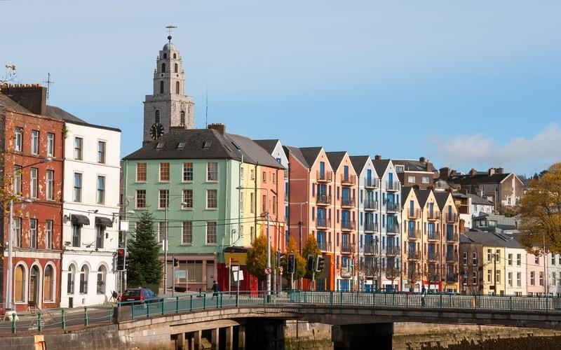 Cork Şehri İrlanda