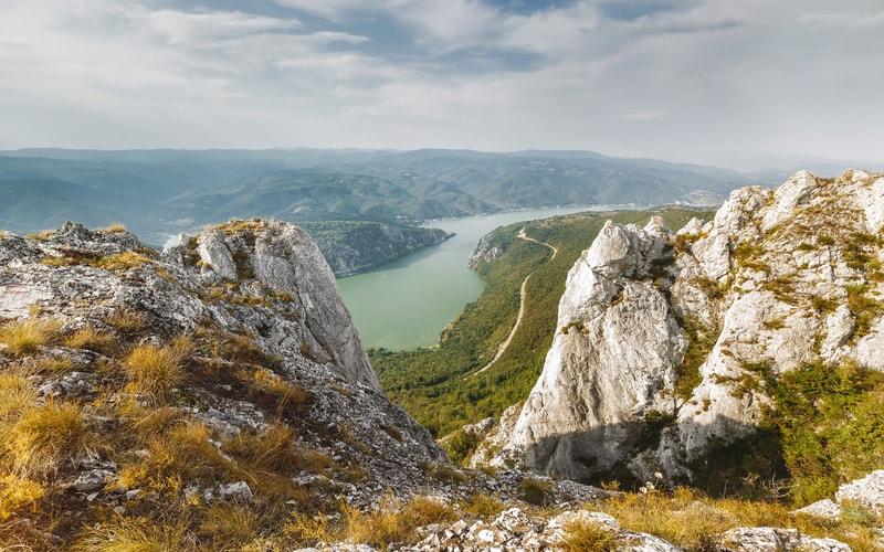 Demirkapı Millî Parkı Sırbistan