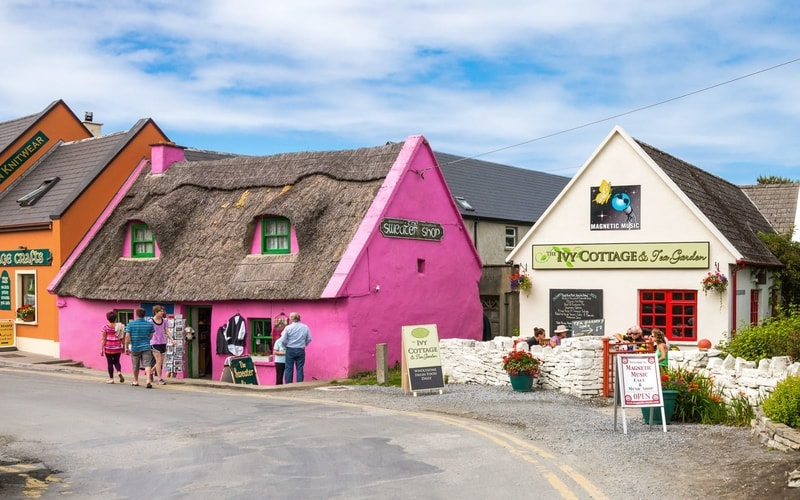 Doolin - İrlanda da Gezilecek Yerler Blog