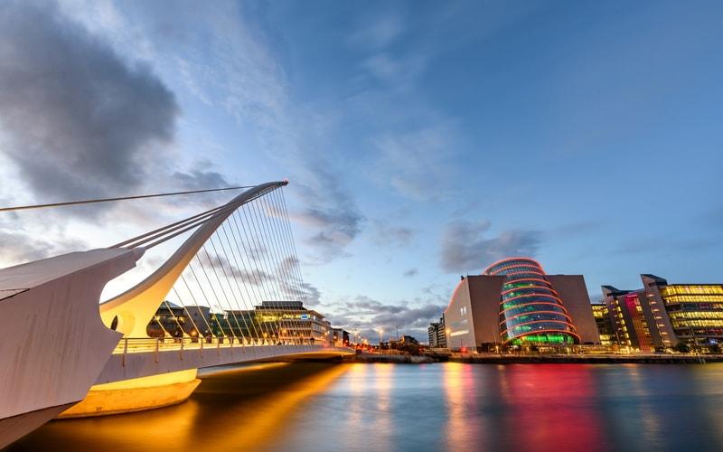 Dublin - İrlanda Gezilecek Yerler