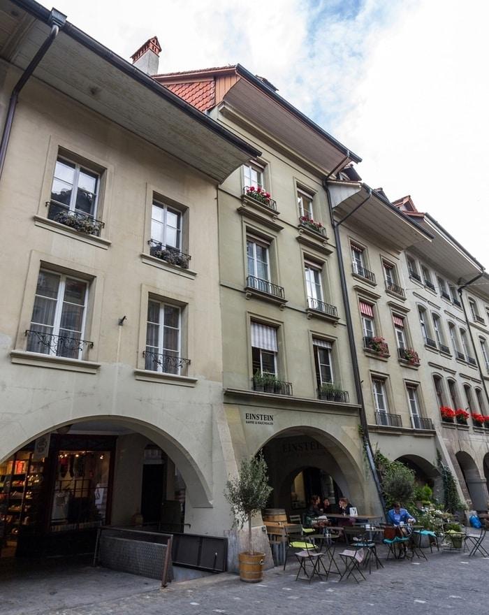 Einsteinhaus
