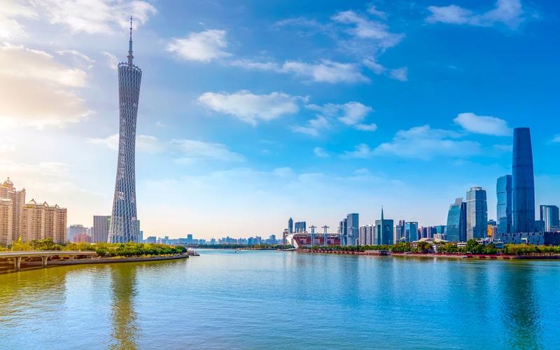 Guangzhou - Çin de Gezilecek Yerler Listesi