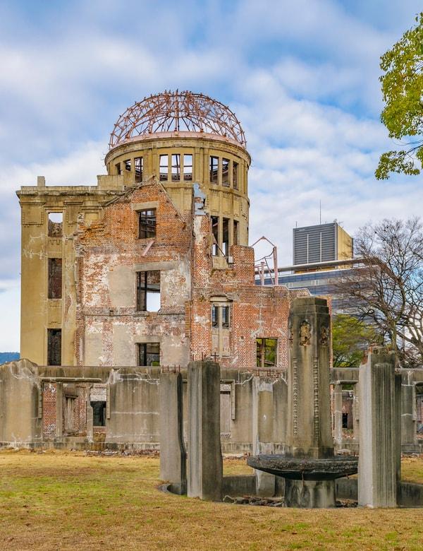 Hiroşima Barış Anıtı Parkı