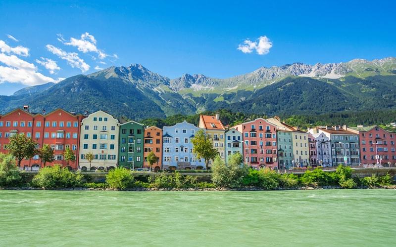 İnsburg Avusturya da Gezilecek Yerler