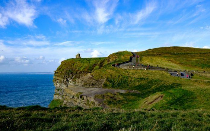 İrlanda da Gezilecek Yerler Blog