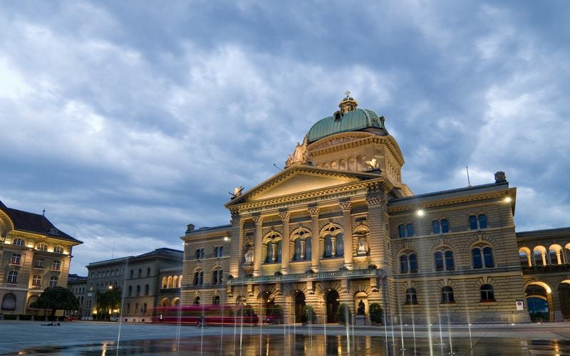 İsviçre Federal Sarayı