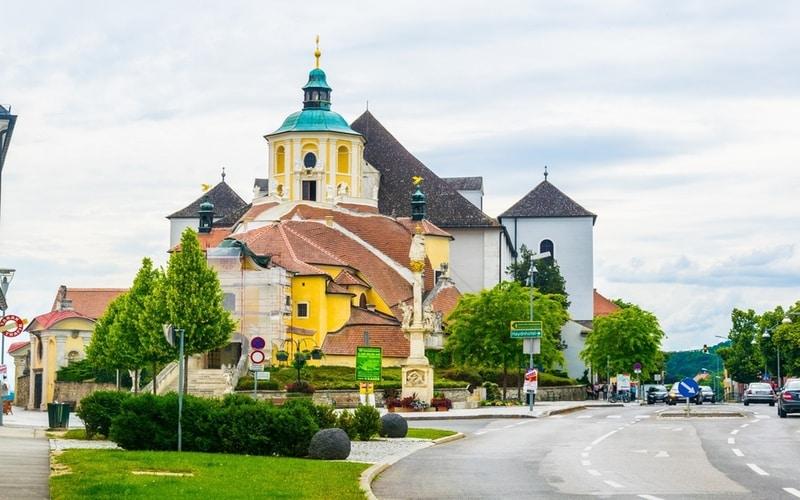 Kalvarienbergkirche - Hallstatt
