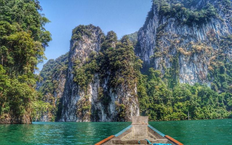Khao Sok Milli Parkı - Tayland