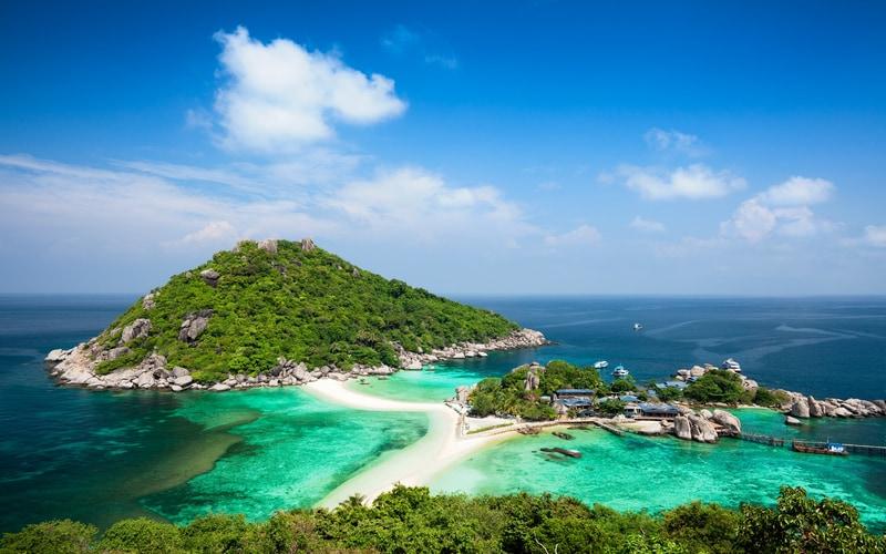 Ko Tao Adası
