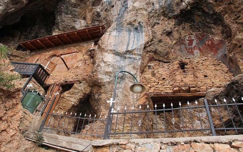 Radozhda Mağara Kilisesi - Makedonya