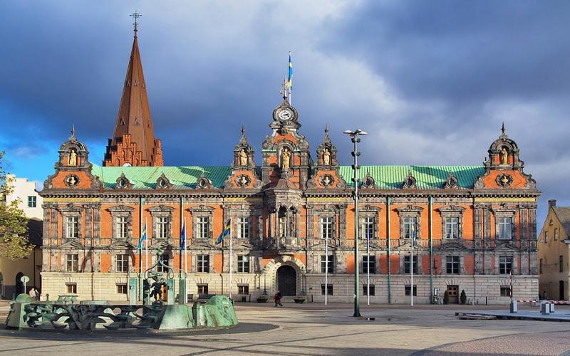 Stortorget - Belediye Binası
