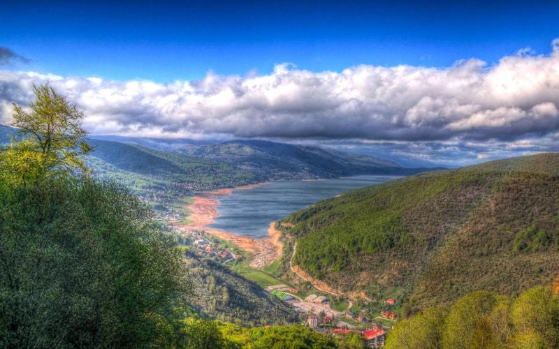 Mavrova Millî Parkı - Makedonya Gezilecek Yerler listesi