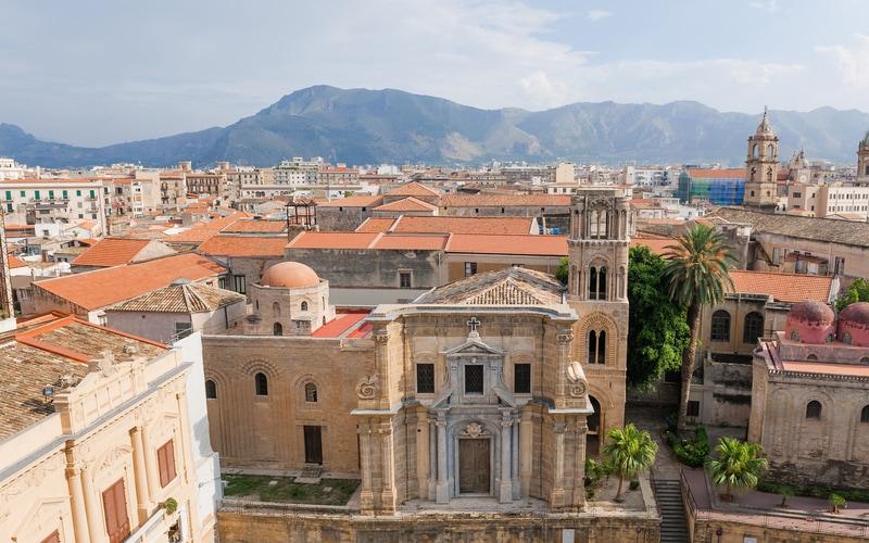 Palermo Otel Fiyatları ve Rezervasyon