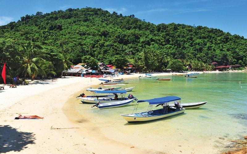 Perhentian Adası Malezya