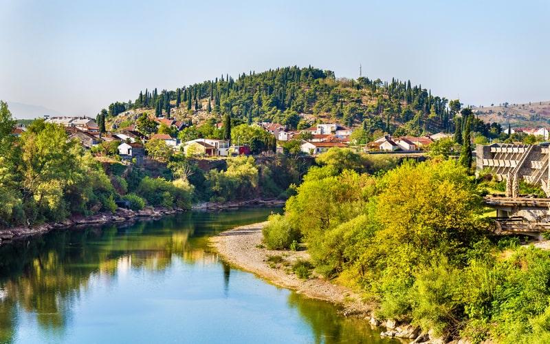 Podgoritsa - Podgorica