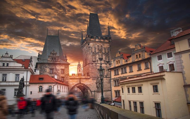 Prag - Orta Avrupa Şehirleri