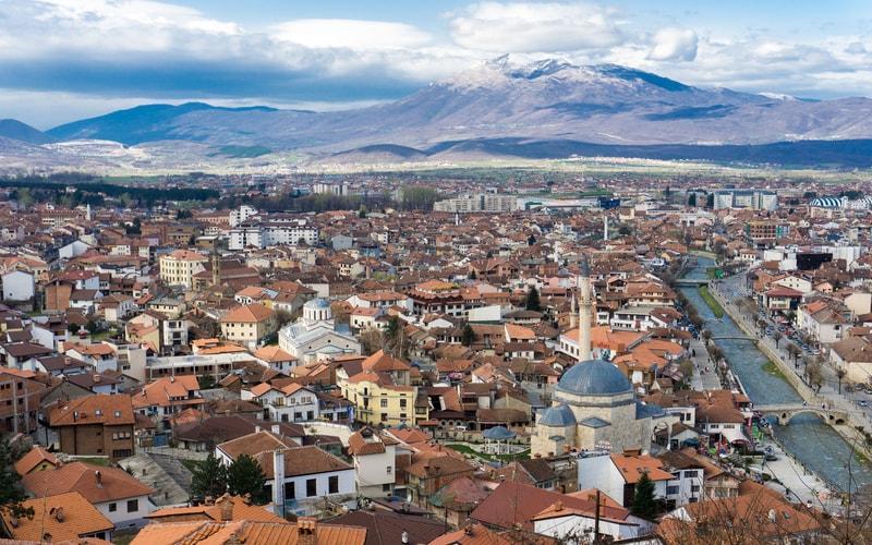 Prizren - Sırbistan da gezilecek yerler
