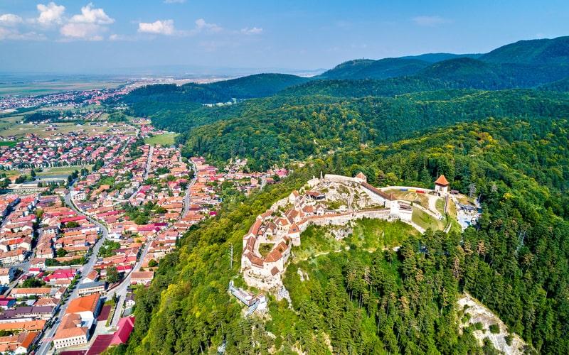 Rasnov- Romanya Gezilecek Yerler Listesi