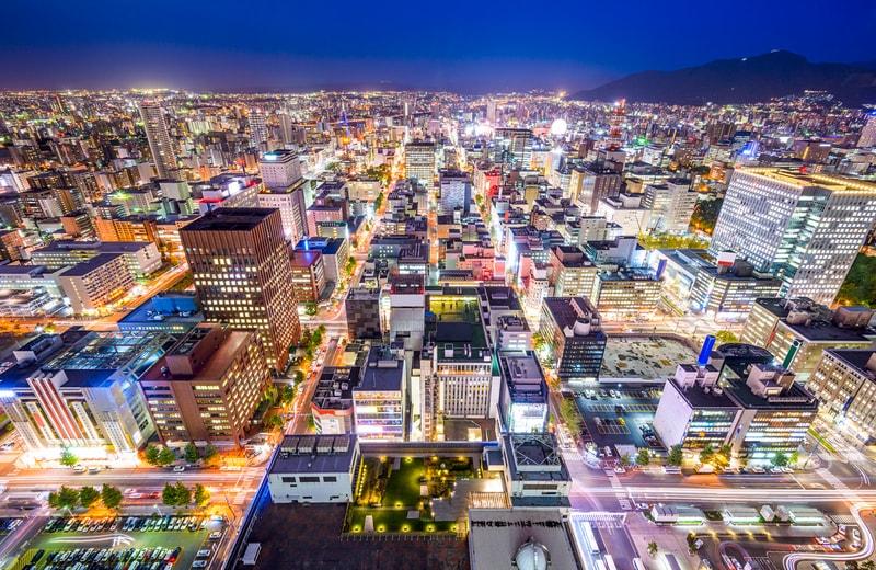 Sapporo - Japonya Gezilecek Yerler Blog