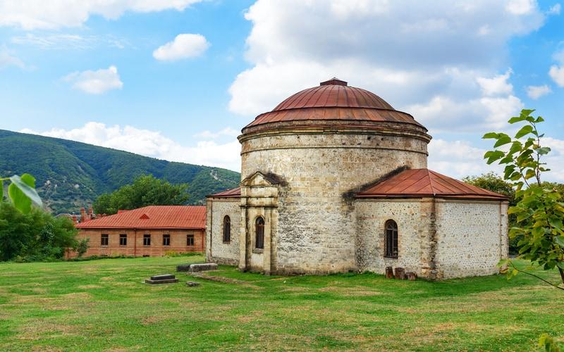 Şeki - Bakü, Azerbaycan