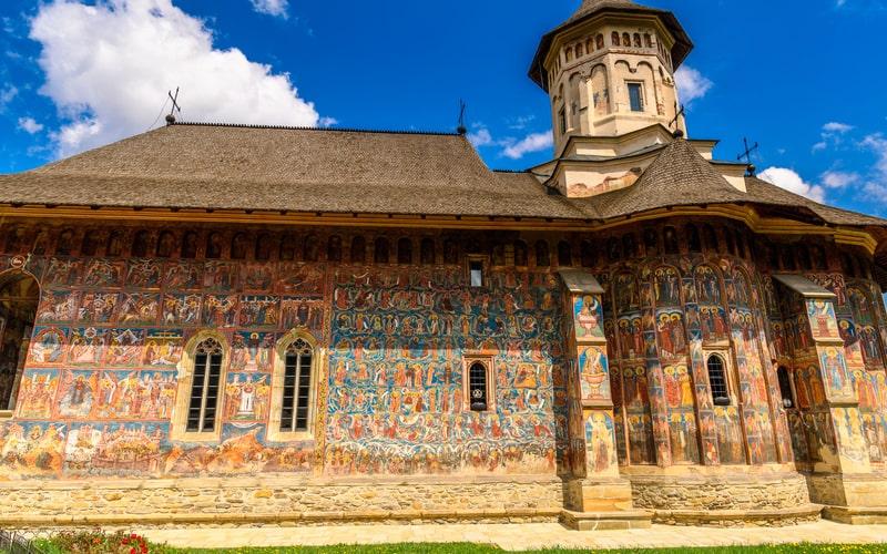 Suceava - Sucevita Manastırı