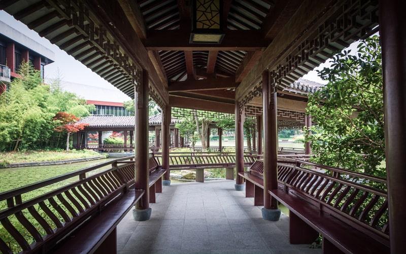 Suzhou Klasik Bahçeleri