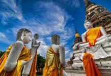 Tayland da Gezilecek Yerler