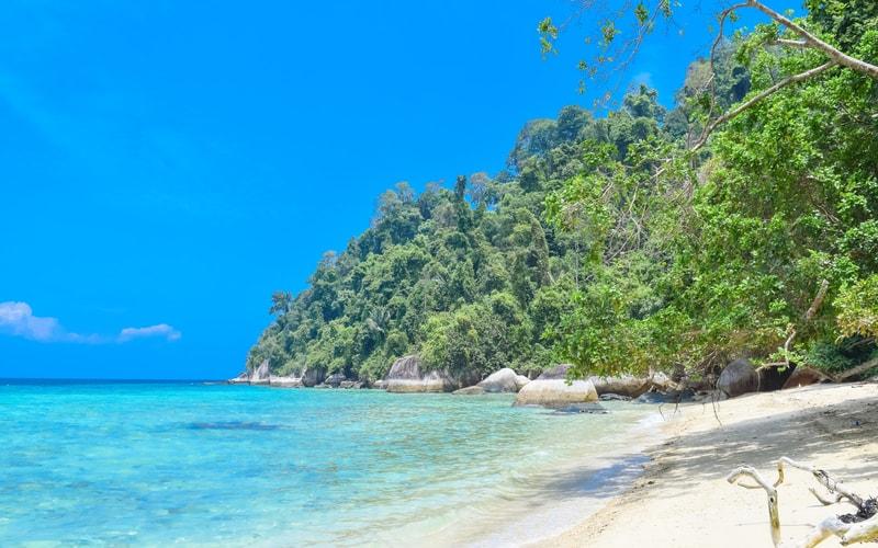 Tioman Adası Malezya