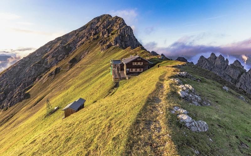Tirol - Avusturya Alpleri