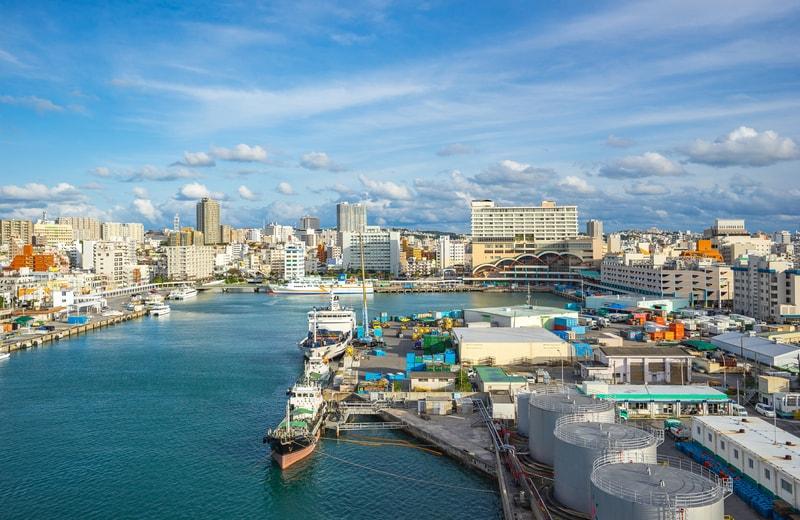 Tomari Limanı Okinawa