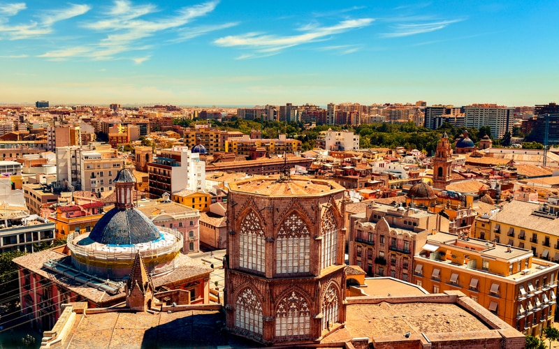 Valencia Eski Şehir