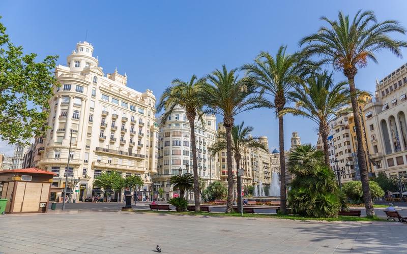 Valencia Otel Fiyatları ve Rezervasyon