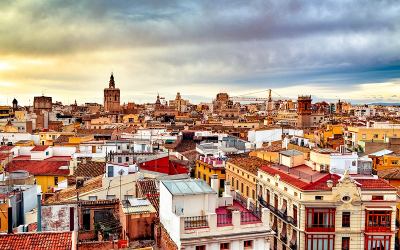 Ciutat Vella - Eski Şehir