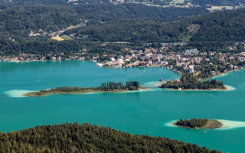 Wörthersee Gölü Avusturya Gezi Rehberi