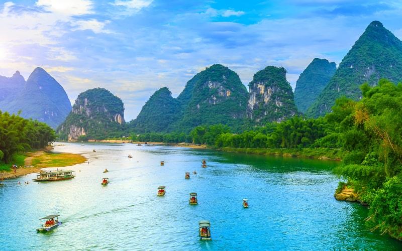 Yangshuo - Li Nehri