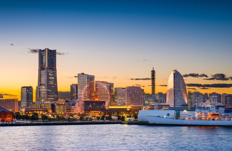 Yokohama - Japonya Gezi Rehberi