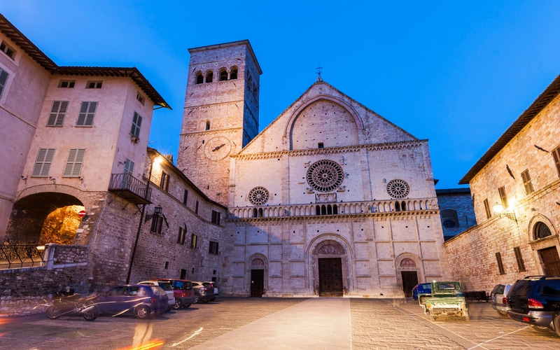 Assisi Katedrali