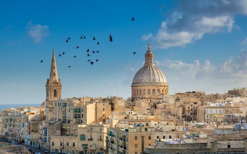 Malta Güney Avrupa Gezilecek Yerler