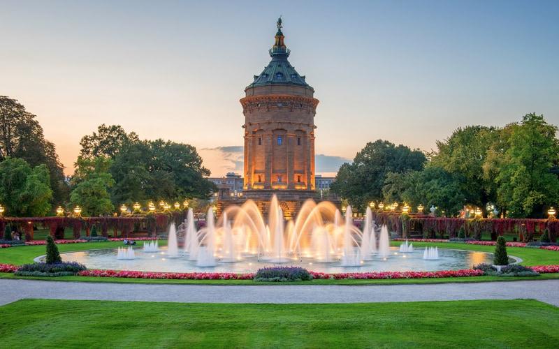 Mannheim Su Kulesi