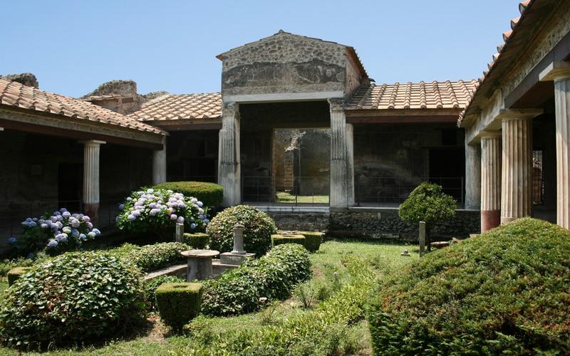 Casa del Menandro (Menander Evi)