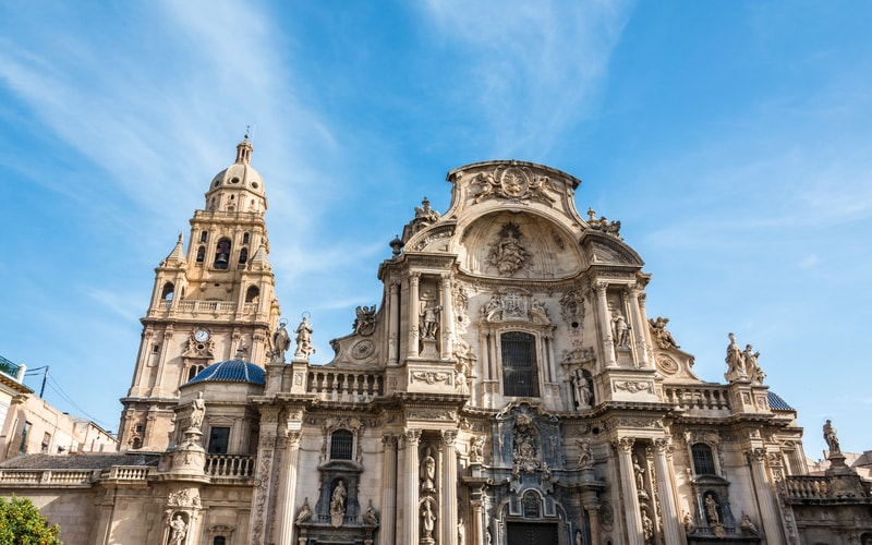 Murcia Katedrali
