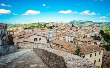 Perugia Gezilecek Yerler Blog