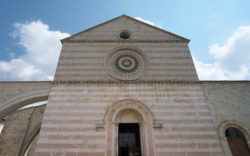 Saint Clare Bazilikası